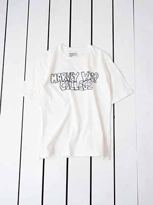 MRH005 Flocky Print T